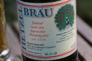 Hetzel Bräu Frauendorf Bockbier 004