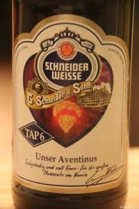 Schneider Weisse TAP 6 Unser Aventinus  003
