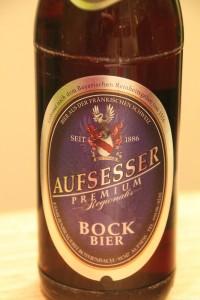 Aufsesser Bockbier  002