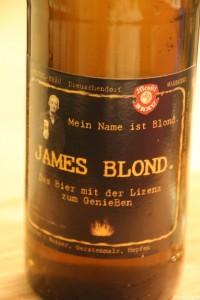 James Blond  007