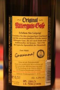 Original Ritterguts Gose  001