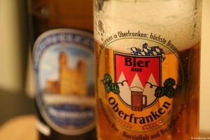 Vierzehnheiligener Bier - Silberbock der Brauerei Trunk  004