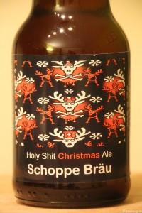 Holy Shit Christmas Ale 003