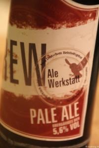 Pale Ale - CREW AleWerkstatt 004