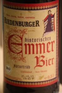 Riedenburger Emmer Bier 001