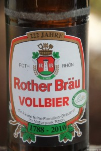 Rother Bräu Vollbier 003
