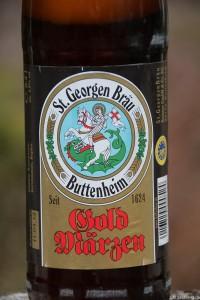 Gold Märzen St Georgen Bräu Buttenheim 002