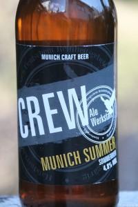Munich Summer - CREW AleWerkstatt 002