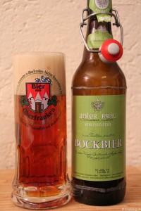 Schwarzer Adler Schlüsselfeld Bockbier 004