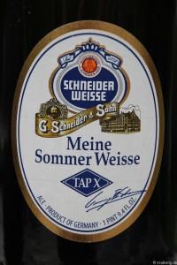 Schneider Weisse TAP X Meine Sommer Weisse 003
