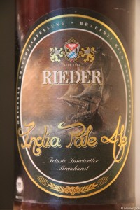 Rieder IPA 001