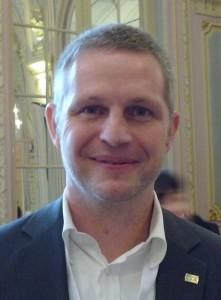 Luc de Raedemaeker, Tasting Director and Projekt Manager BBC