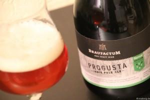 Braufactum Progusta IPA Harvest Edition 2013  001