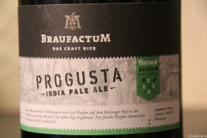 Braufactum Progusta IPA Harvest Edition 2013  002