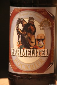 Karmeliter Bockbier 011