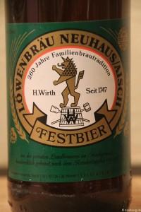 Zum Löwenbräu Festbier 002