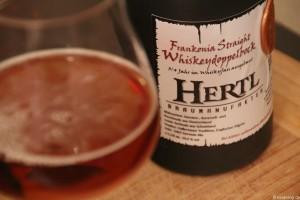 Hertl Frankonia Straight Whiskeydoppelbock 001