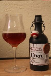 Hertl Frankonia Straight Whiskeydoppelbock 005