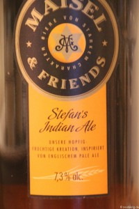 Maisel & Friends Stefans Indian Ale 003