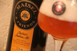 Maisel & Friends Stefans Indian Ale 009